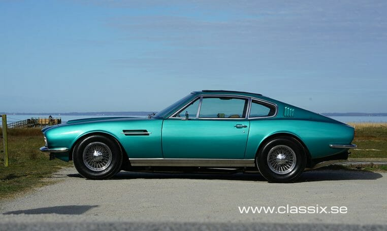 Aston Martin Dbs1970 For Sale Classix Buy And Sell Vintage Classic Cars